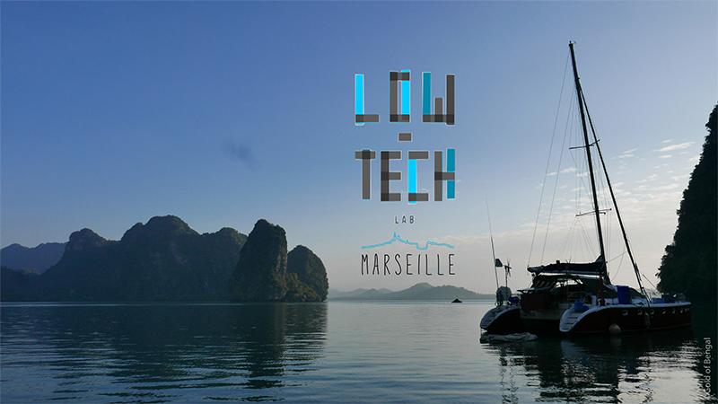 Soirée d'inauguration du Low-Tech lab Marseille