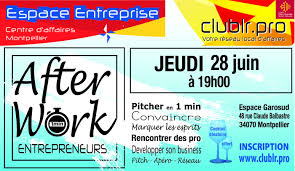 Afterwork du club lr #Summer pitch!