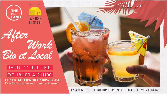 Afterwork La Ruche & the Island