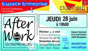 Afterwork du club lr #Summer pitch!